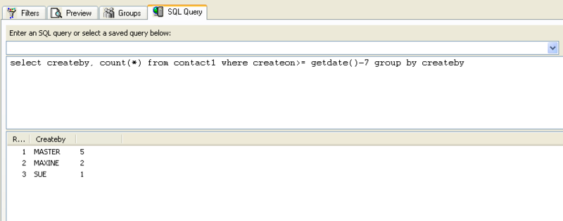 Goldmine_sql_query_record_create_count