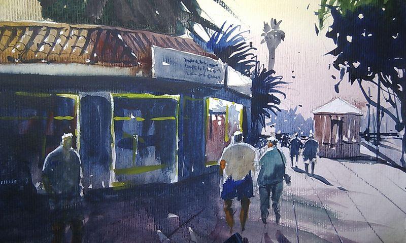Corralejo_fuerteventura_main_street
