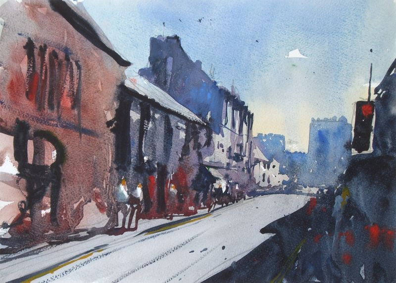 Castle_street_conwy