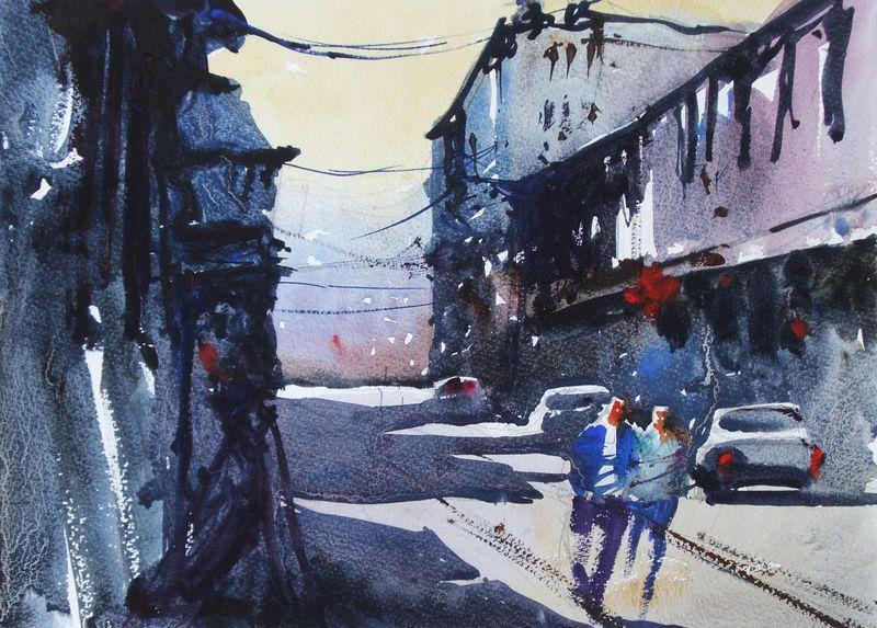 Mudanya_street_Turkey