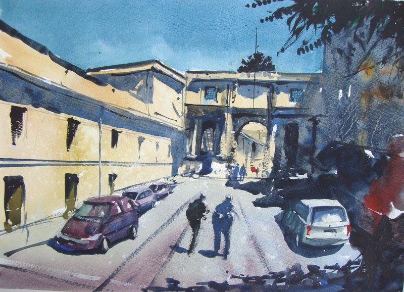 Citadel_entrance_cagliari