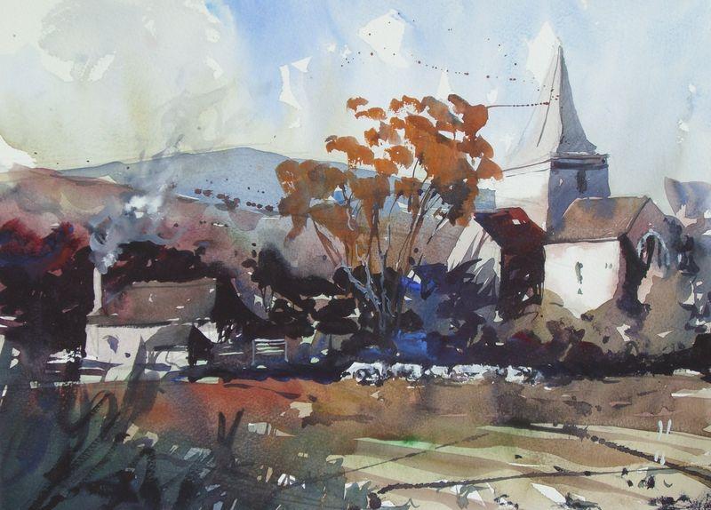 Alfriston Church Sussex