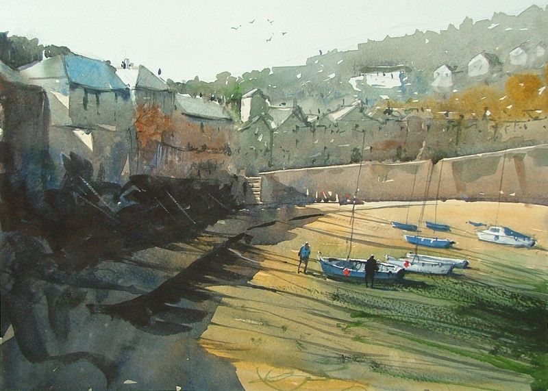 Mousehole_cornwall