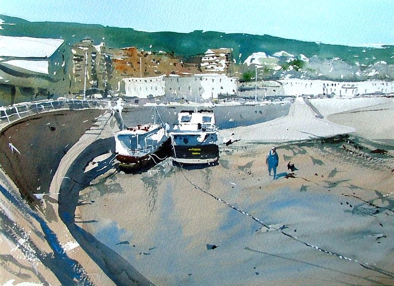 Weston_super_mare_harbour_low_tide