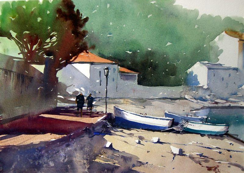 Joseph_Zbukvic_painting_course_5