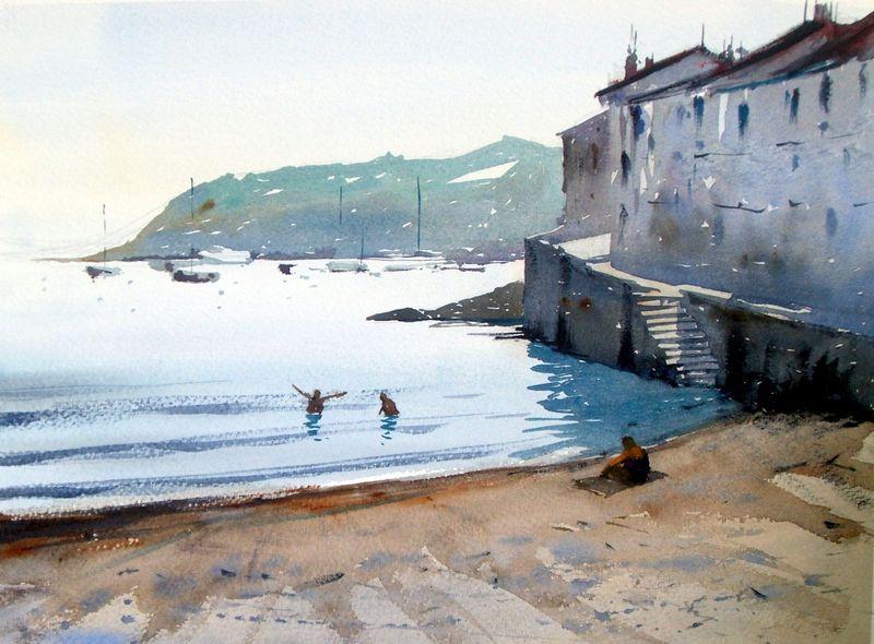 Joseph_Zbukvic_painting_course_9