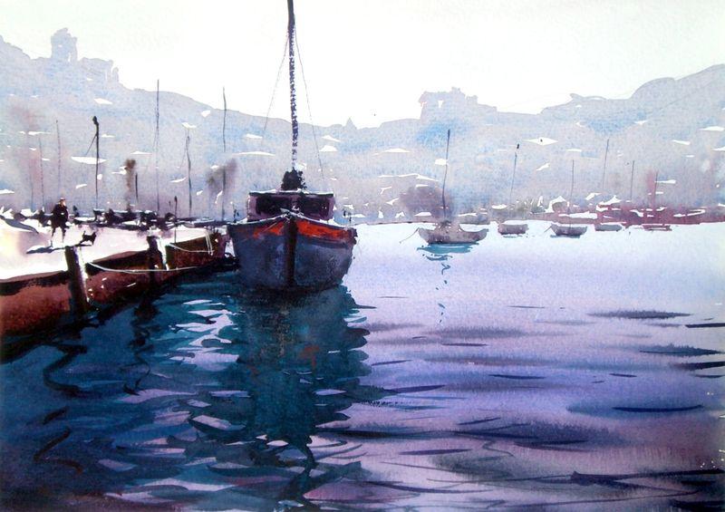 Joseph_Zbukvic_painting_course_11