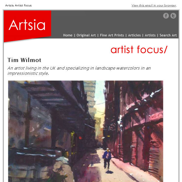 Artsia_newsletter_tim_wilmot