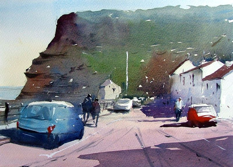 Staithes_lower_town_2