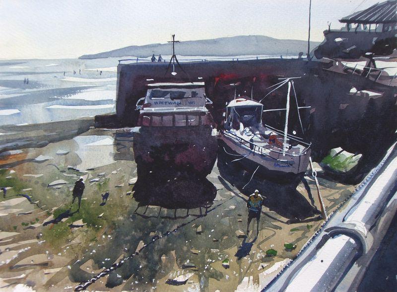 Weston_super_mare_harbour