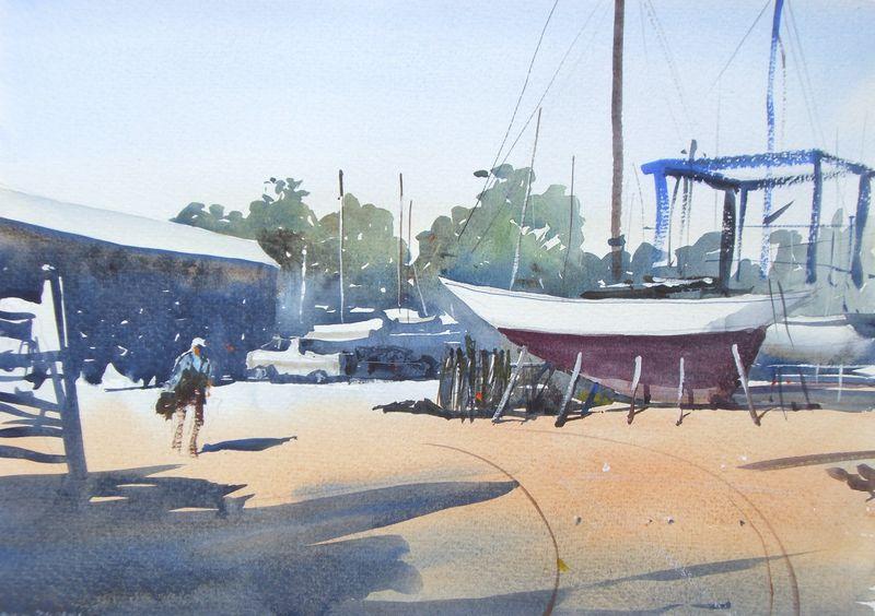 Bucklers_hard_boat_yard