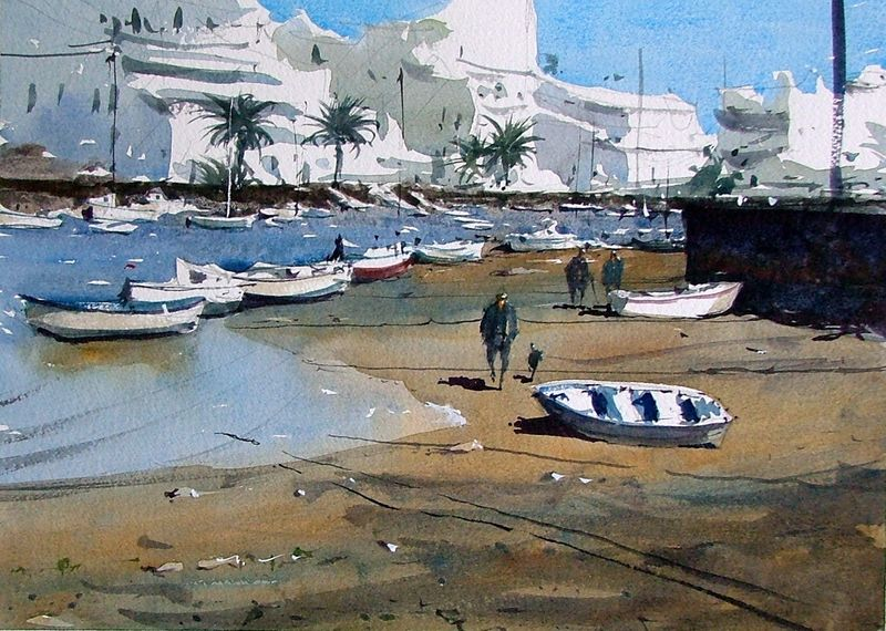 El_charco_arrecife_low_tide_2