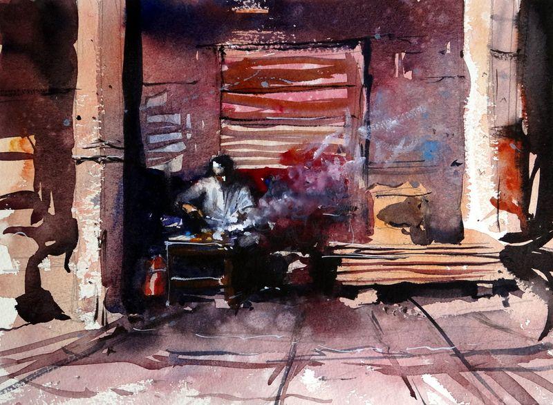 Metal_worker_marrakech