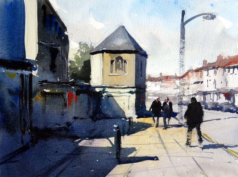Thornbury_high_street