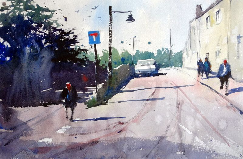 Bowling_hill_chipping_sodbury_painting_2