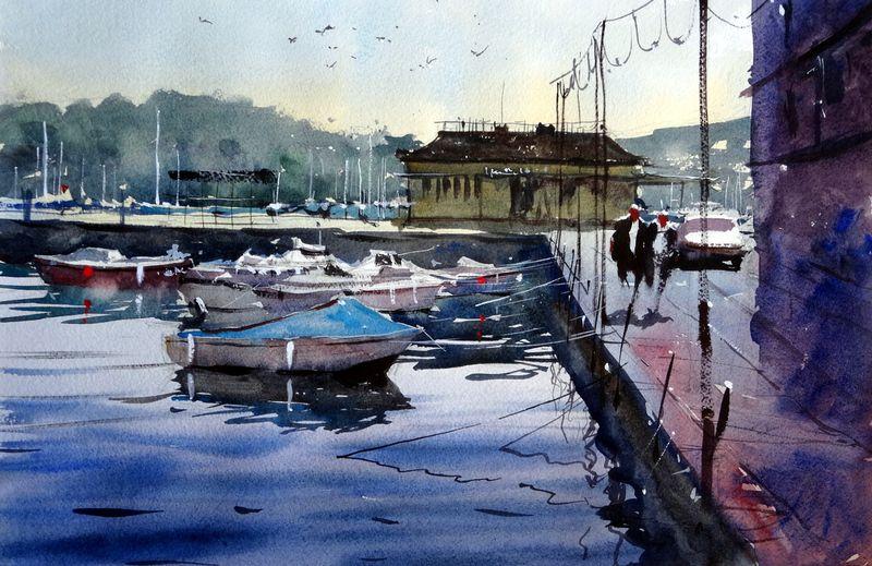 Dartmouth_inner_harbour
