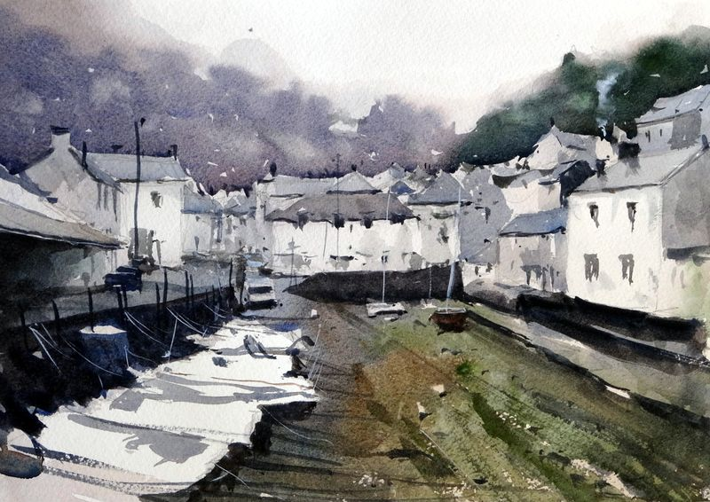 Polperro_low_tide
