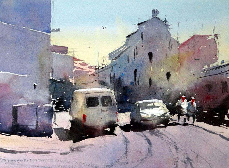 White_buildings_albufeira_portugal