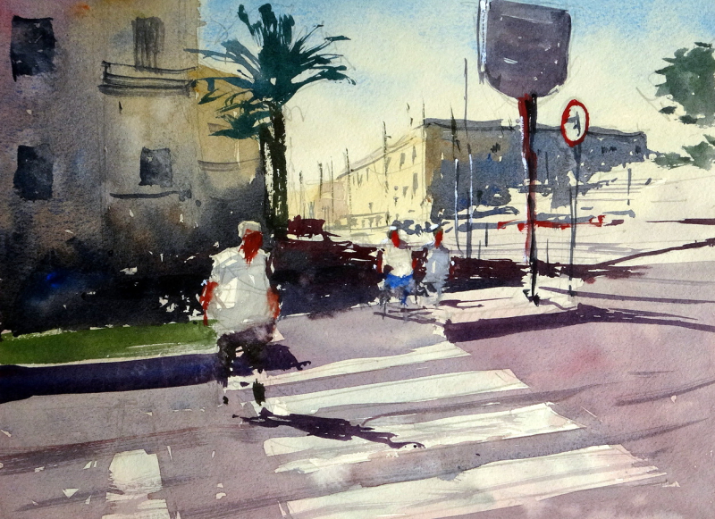 Pedestrian_crossing_puerto_del_rosario_fuerteventura