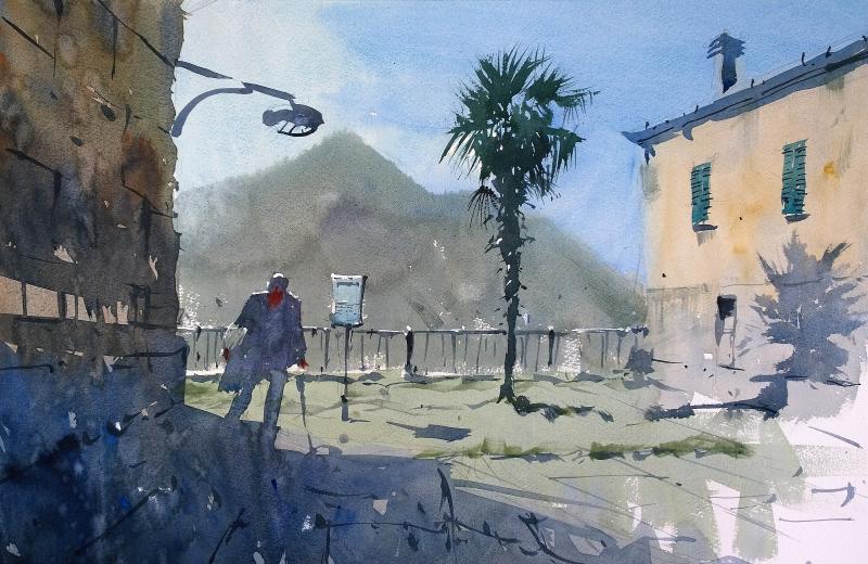Monte del Bianchi village