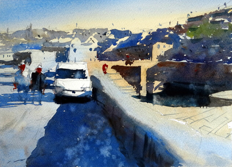 Porthleven Harbour 4, Cornwall