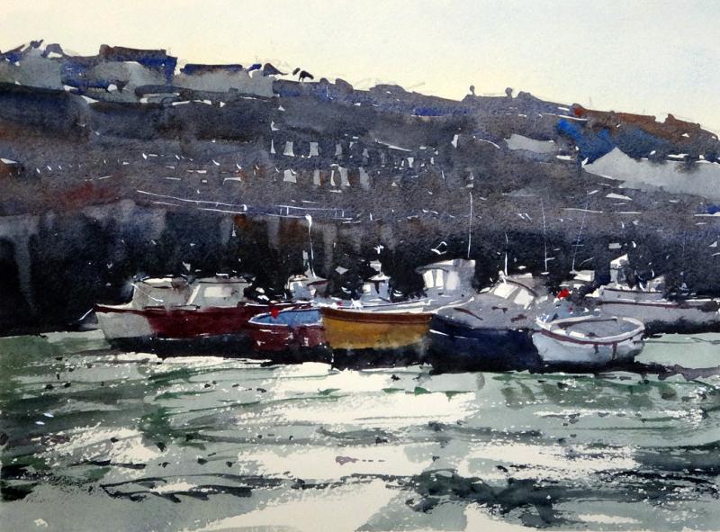 Morning_sunlight_porthleven_harbour