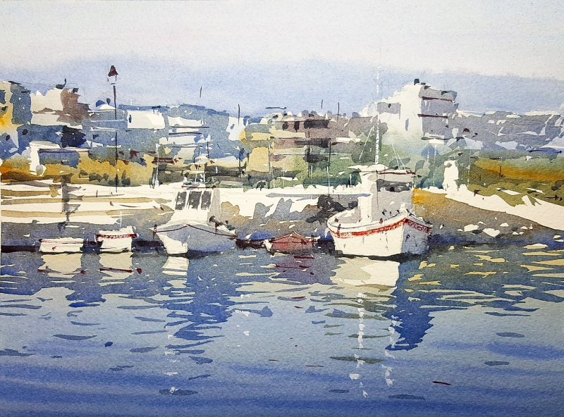 Bristol savages exhibition cretan harbour