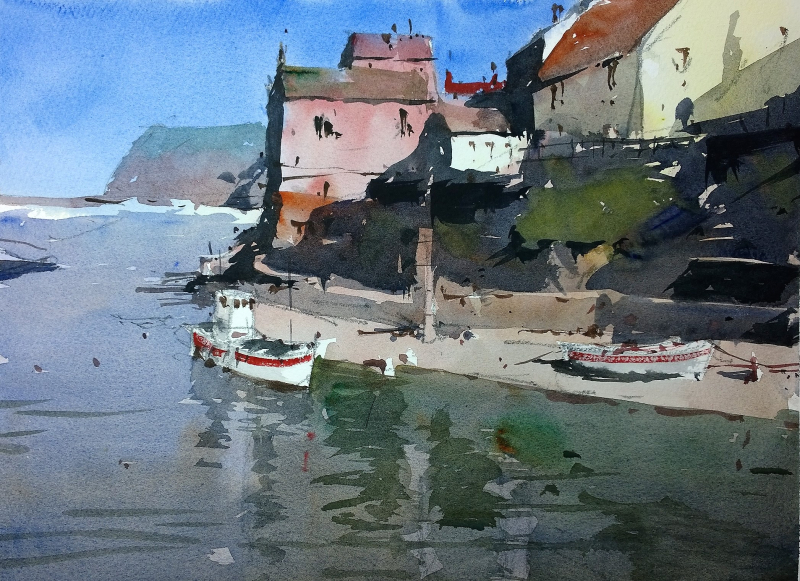 Coming home staithes