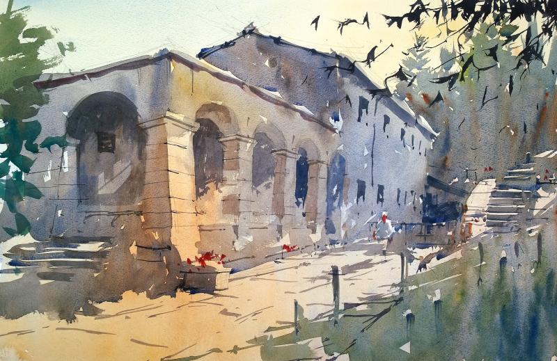 Convento dei Carmine Tuscany