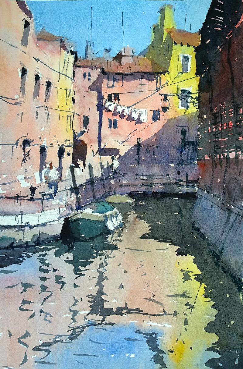 Fondamenta dei Penini Venice