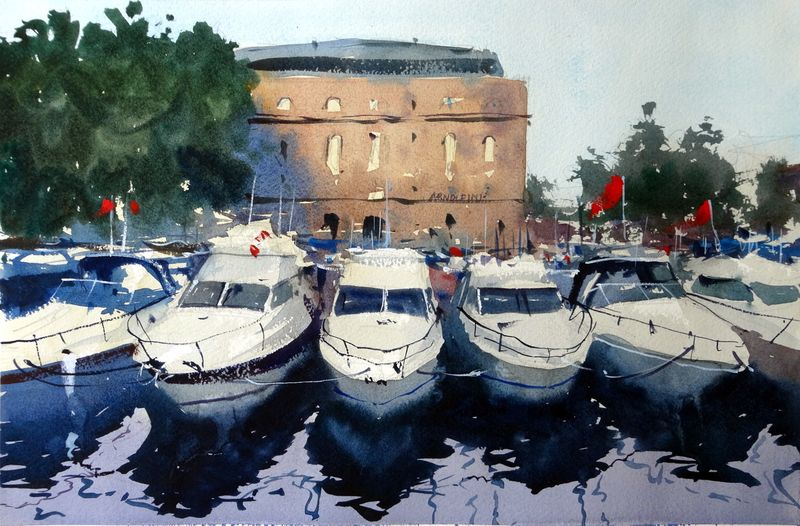 Yachts_gathering_Bristol_harbour_festival