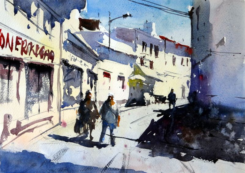Albufeira_old_town_8