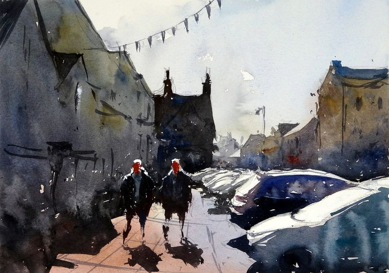 Horseshoe_pub_and_high_street_chipping_sodbury