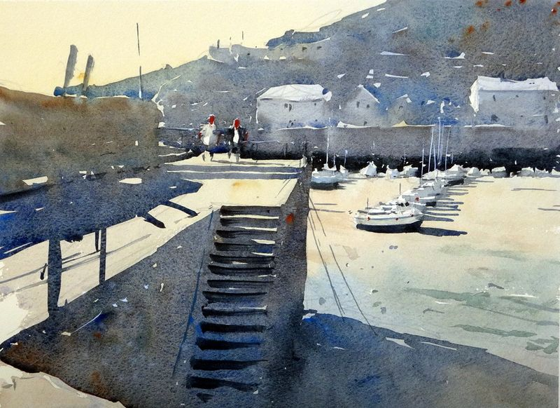 Steps_porthleven_harbour_cornwall
