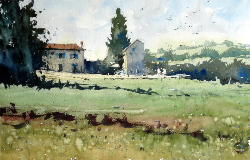Two_french_houses_provence_demo