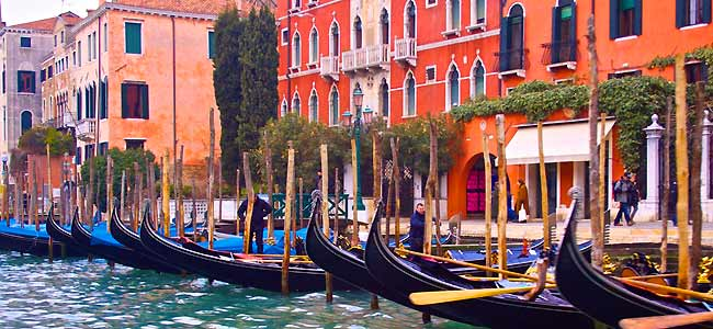 Painting Holiday with Tim Wilmot in beautiful Venice, 26th September to 3rd October 2017