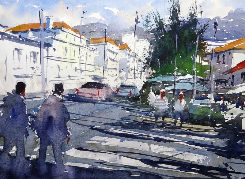 Rua Brigadeiro Oudinot Funchal
