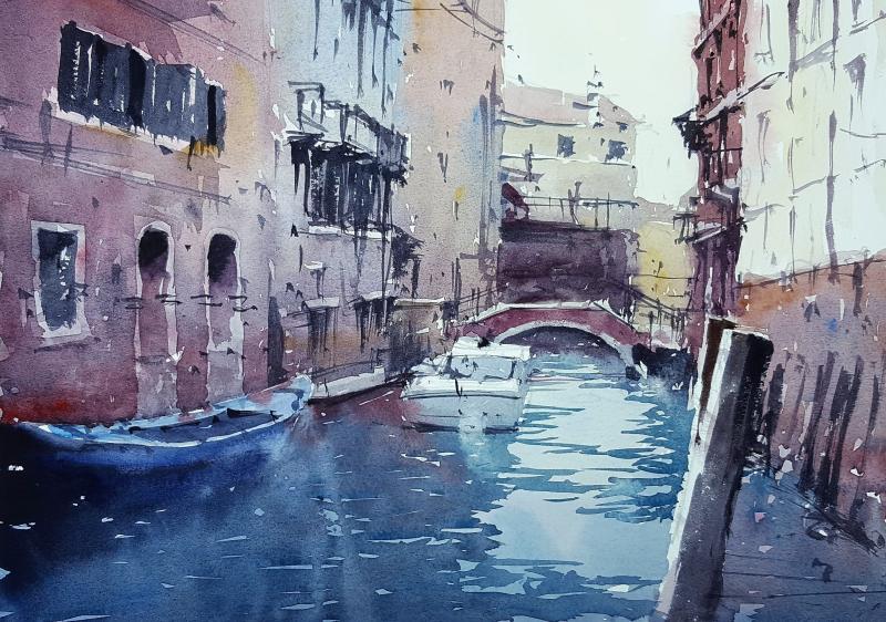 Venice Practice #1