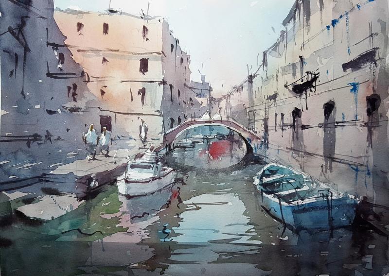 Venice 2017 practice #7