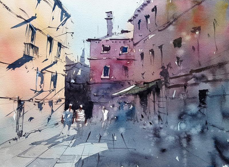 Venice 2017 practice #9