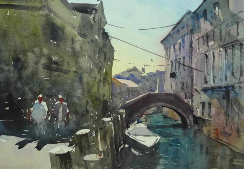 Castello Venice Italy