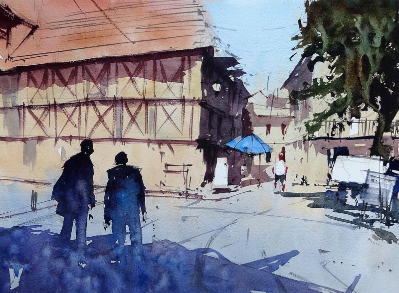 Rue des Recollets, Bergerac