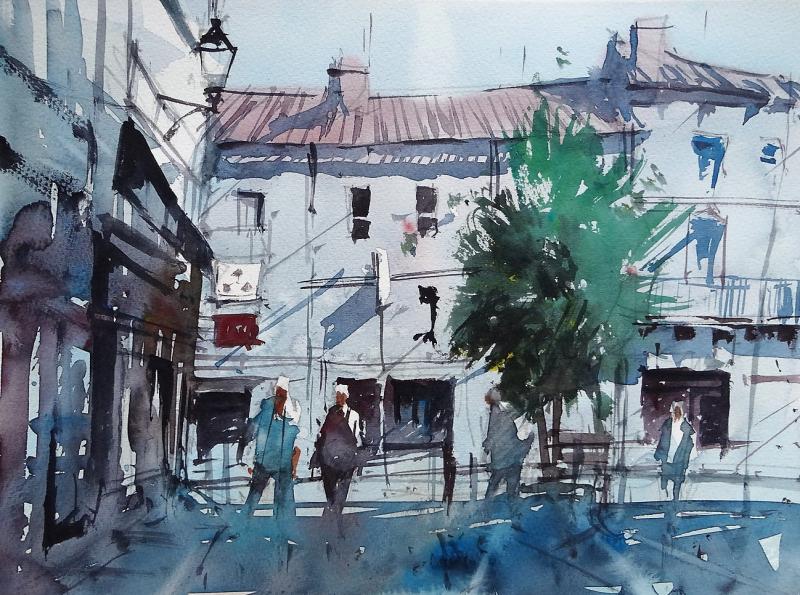 Rue Victor Hugo Castillon-la-Bataille