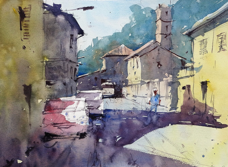 Watermill tuscany 2018 #2