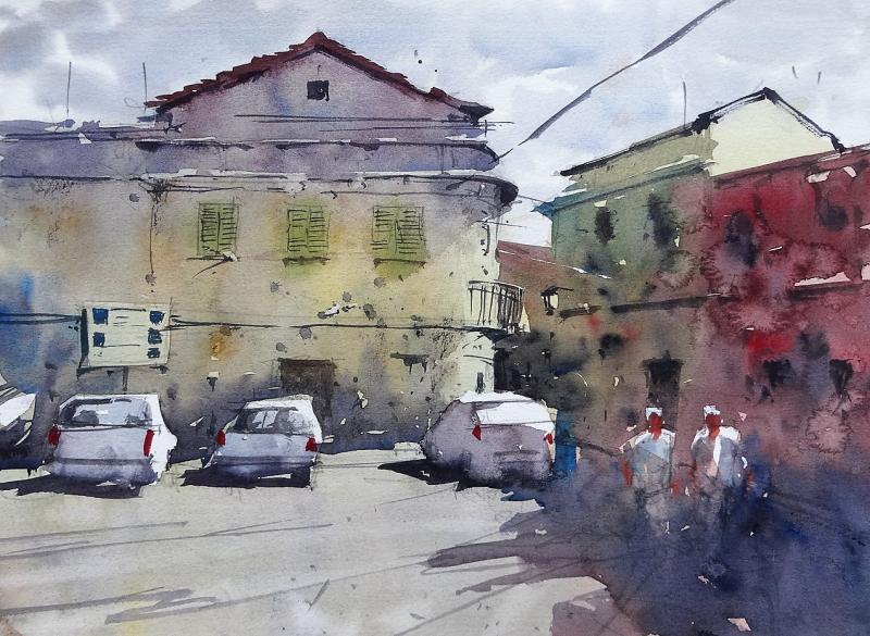Watermill tuscany 2018 #6