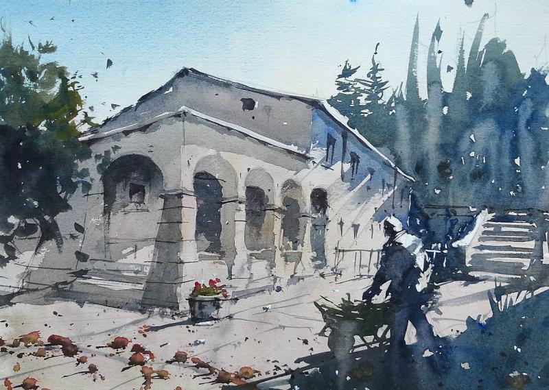 Watermill tuscany 2018 #9