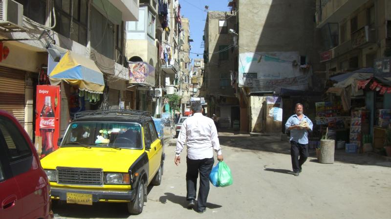 Option 2 - Egypt