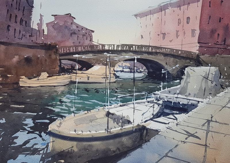 La Venezia Nuova Livorno #1
