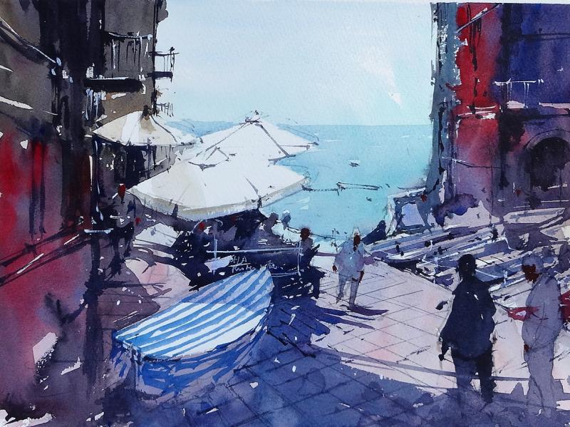 Riomaggiore Cinque Terre 2