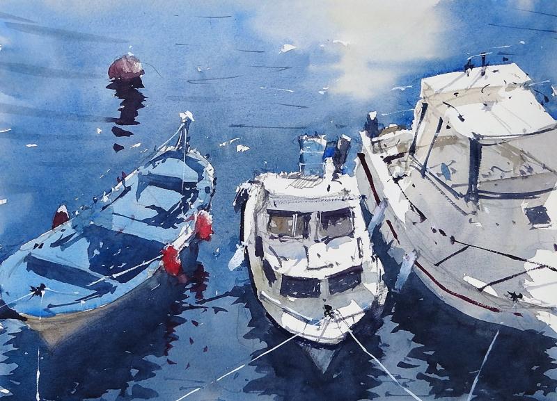 3 boats san sebastian